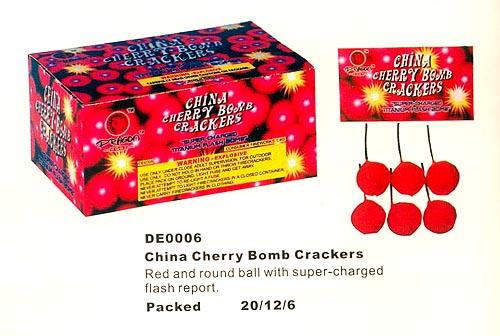 Cherry Bomb Fireworks